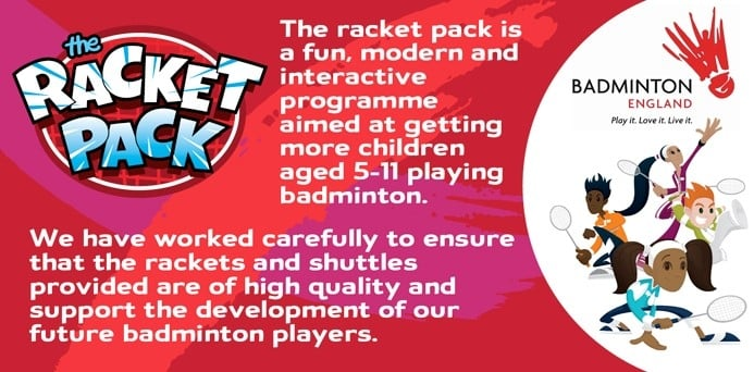 TRP Racket Pack