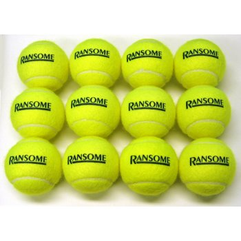 Tennis Balls - Pack of 12