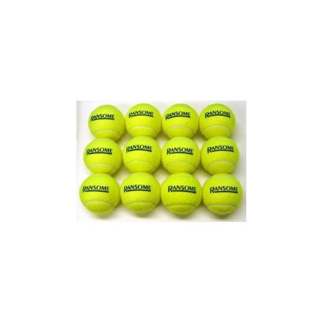 Tennis Balls - Pack of 12