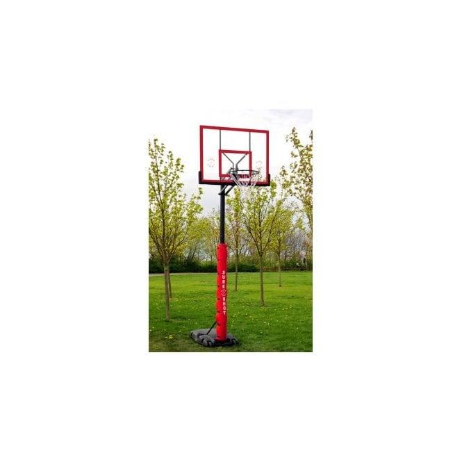 512ACR Quick Adjust Acrylic Basketball Unit