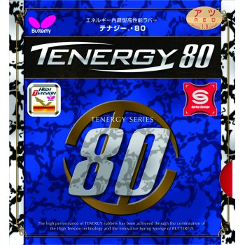 Tenergy 80 Rubber Sheet