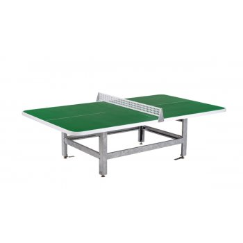 S2000 Polymer Concrete / Steel with Rounded Corners  Table