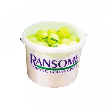 Tennis Ball Bucket - 60 balls