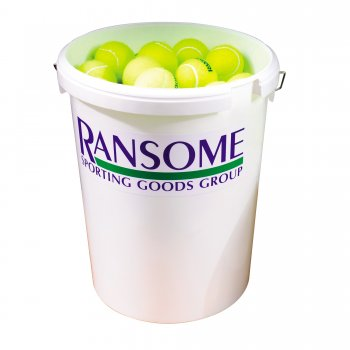 Tennis Ball Bucket - 96 balls