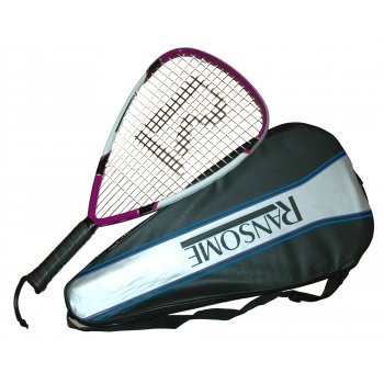 R1 Power Racketball Racket (With Full Cover)