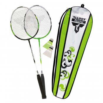 Attacker 2 Player Badminton Set