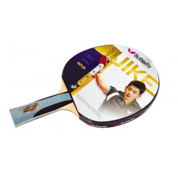 Zhang Jike Gold Bat