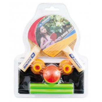 Mini Deluxe Table Tennis Set