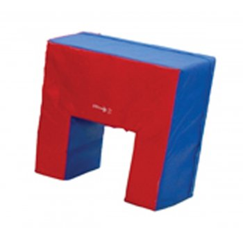 Soft Play Bridge (U-Shape) - Large