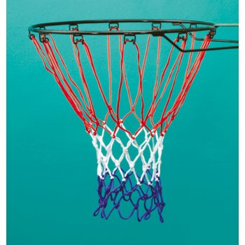 402 Standard Red White & Blue Basketball Nets