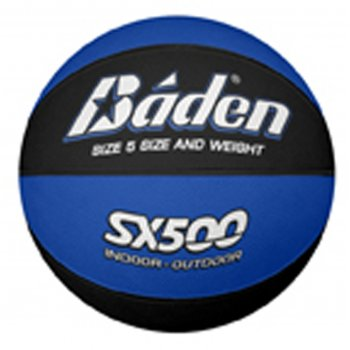 SX500C Coloured Rubber Basketballs