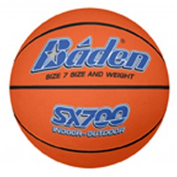 SX700 Tan Rubber Basketballs