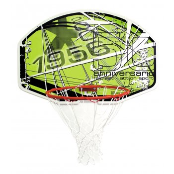 50th Anniversary Backboard and ring