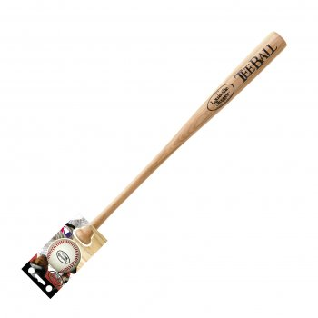 Wood Bat and Ball Set
