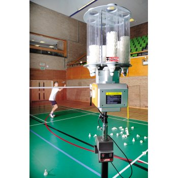 Badminton shuttle Feeder Robot V-328