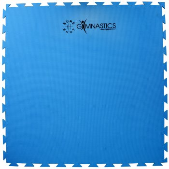 Puzzle Mat - 20mm - Blue/Yellow