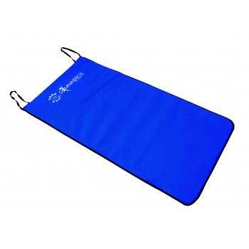 Aerobic non slip 10mm Blue