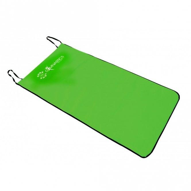 Aerobic non slip 10mm Lime Green