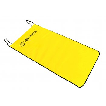 Aerobic non slip 10mm Yellow