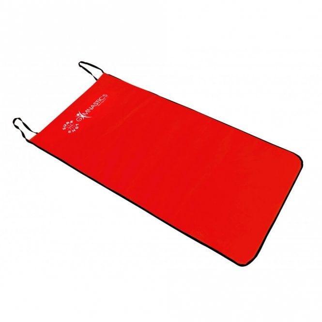 Aerobic 10mm Mat - Red