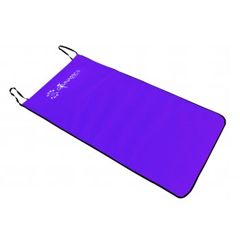 Aerobic 10mm Mat - Purple
