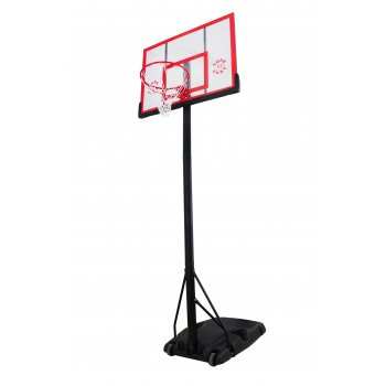 510ACR U Just Portable Acrylic Basketball Unit