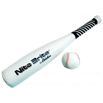 Nite Brite Bat and ball set