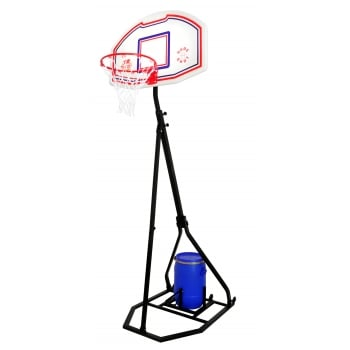 518 Fold n Store Basketball Unit