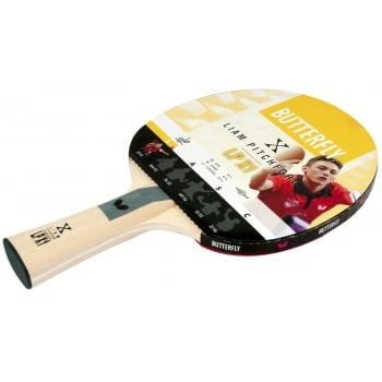 Liam Pitchford LPX1 Table Tennis Bat