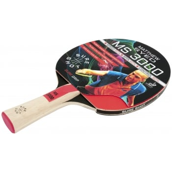 Matthew Syed 3000 Table Tennis Bat