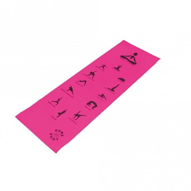 Yoga Mat-Pink