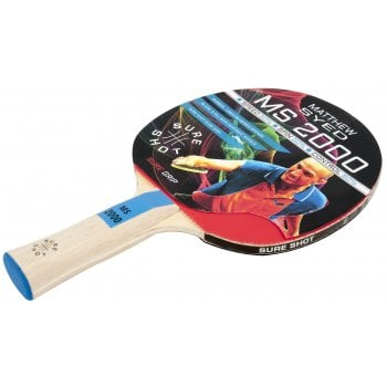 Matthew Syed 2000 Table Tennis Bat