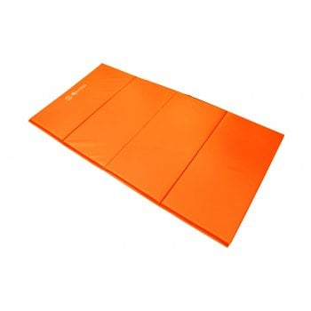 Foldable (4 Fold) Mat 25mm - Orange