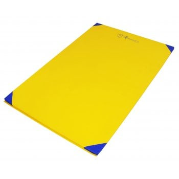 Lightweight Mat 6ft x 4ft x 0.08ft Yellow