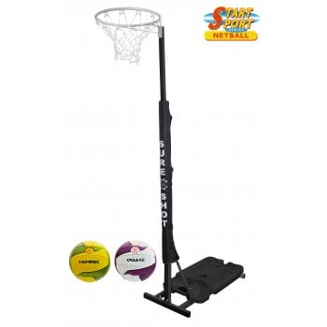 Start Sport Netball Set