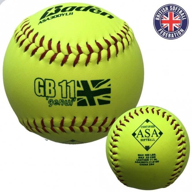 GB11L Match 11in Softball - BSF