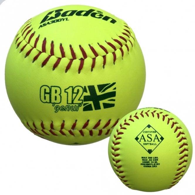 GB12L Match 12in Softball - BSF