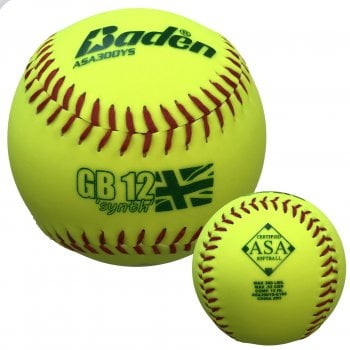 GB12S 'Synth' Match 12in Softball - BSF