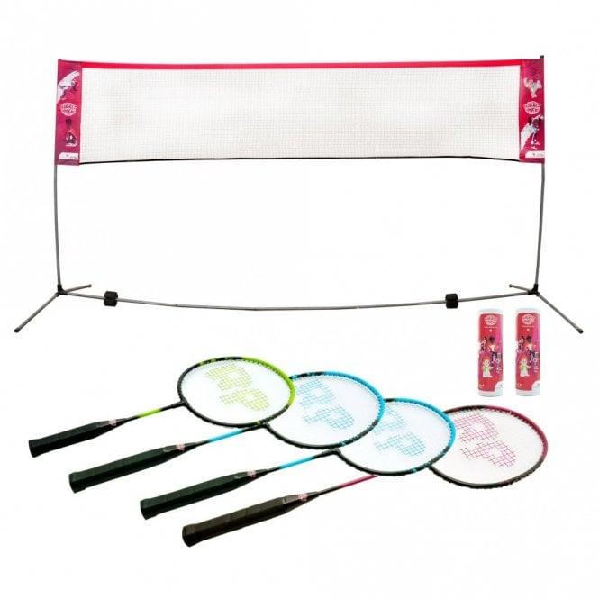 The Racket Pack - Start Sport Badminton Set