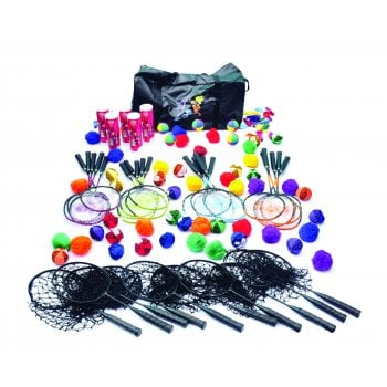 The Racket Pack Primary Equipment Bag with Accessories
