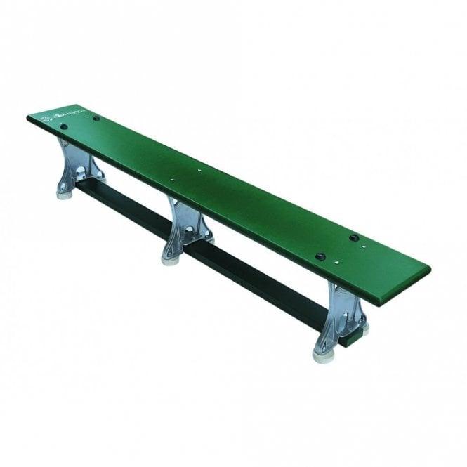 Light Weight Bench Green