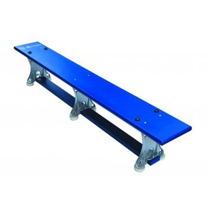 Light Weight Bench Blue