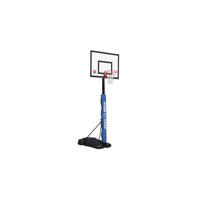 521P Heavy Duty Basketball Unit (with padding)