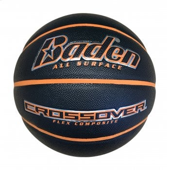 CrossOver Basketball sz7 - Blk/Org