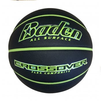 CrossOver Basketball Sz7 - Blk/Gre
