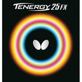 Tenergy 25 FX Rubber Sheet
