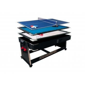 4-in-1 Multi Game Table