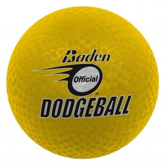 Baden Dodgeball Sz 7 (Yellow)