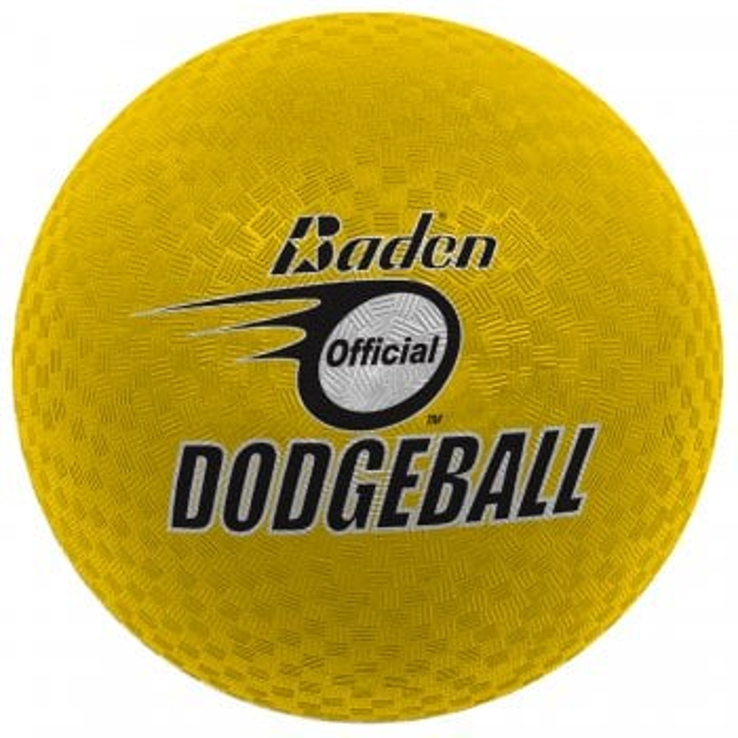 Dodgeball Sz 8.5 (Yellow)