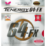 Tenergy 64 FX Rubber Sheet